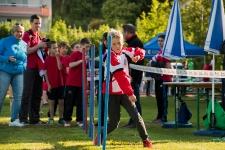 Jugi Gossau in Stäfa am Jugendsporttag