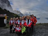 Damenriegen Reise ins Berner Oberland