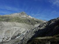 2. Tag: Furka -> Oberwald -> Ernen -> Brig