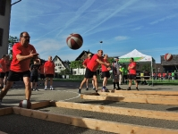 Wettkampf mit 7 Disziplinen in Bäretswil
