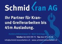 Sach-Sponsor Schmid Kran AG