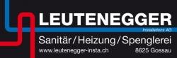 Silber-Sponsor Leutenegger Installations AG